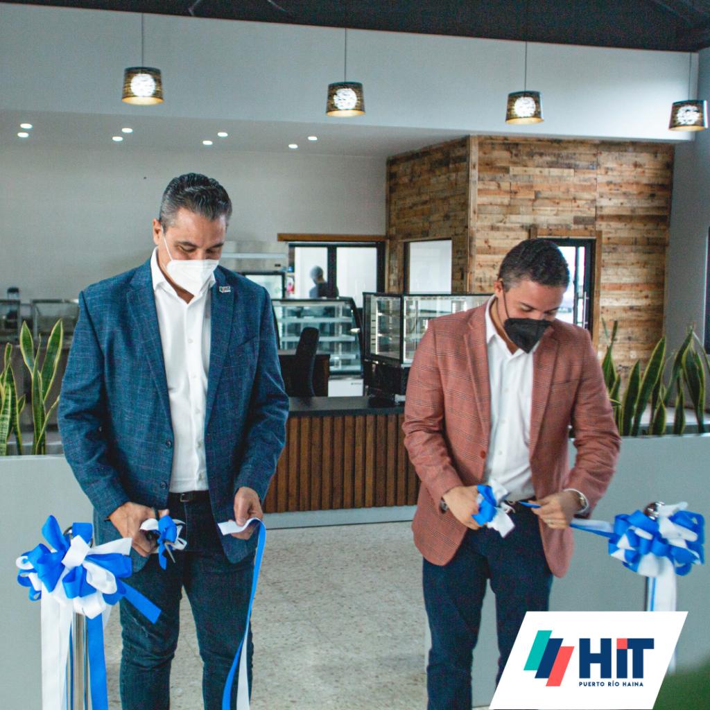 HIT y Autoridad Portuaria Dominicana inauguran remodelación del Comedor Central del puerto Haina margen Oriental